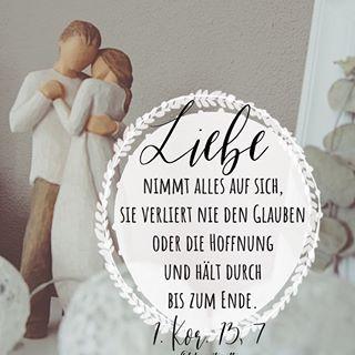 Lebe Mit Gott Lebe Mit Gott Instagram Fotos Und Videos Bibelverse Hochzeit Christliche Weisheiten Trauspruch Bibel