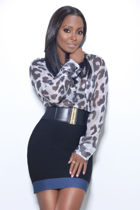 Keshia Knight Pulliam. Little Rudy, all grown up and as beautiful as she wants to be.