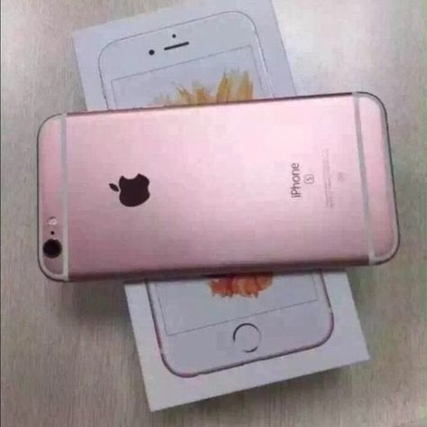 Sold Iphone 6s Plus Brand New In Box Iphone 6s Rose Gold Iphone Rose Gold Iphone