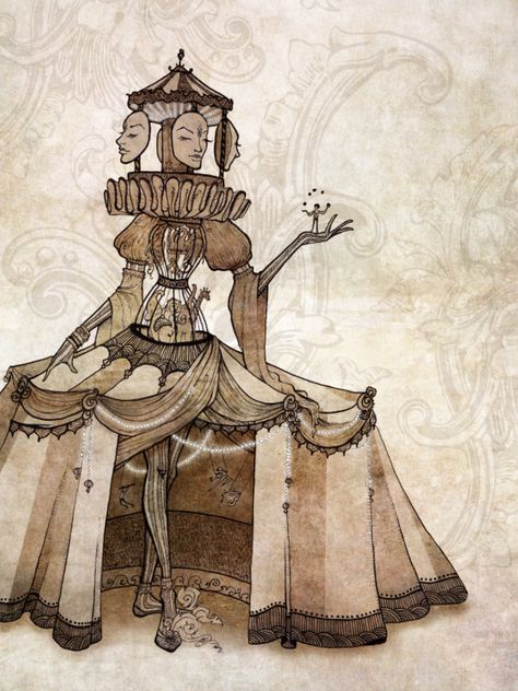 Design could be for that flapping dress thing? The Living Circus by tyleramato on DeviantArt Dark Circus, Circus Art, Circus Theme, The Circus, Circus Tents, Circus Cakes, Circus Birthday, Birthday Parties, Character Inspiration