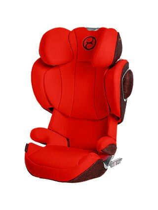 Cybex Solution Z Fix Group 2 3 Car Seat Autumn Gold In 2020 Car Seats Booster Car Seat Car Safety