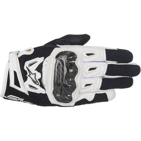 Alpinestars Womens Stella Smx 2 Air Carbon V2 Gloves Gloves Motorcycle Gloves Motorcycle
