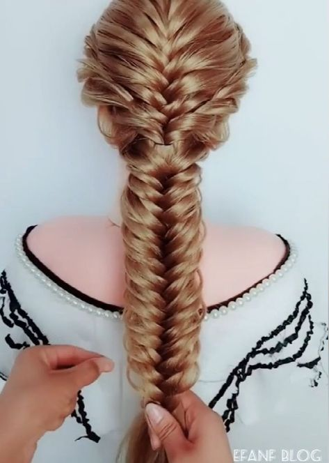 Basic Techniques Video of Wheat Spike Hair Style  #Basic #Hair #Hairstyle #hairstyles #Spike #Style #Techniques #Video #wheat