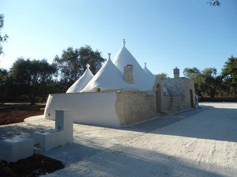 Pin di Apulia Rentals Trulli in Affitto Ville al Mare