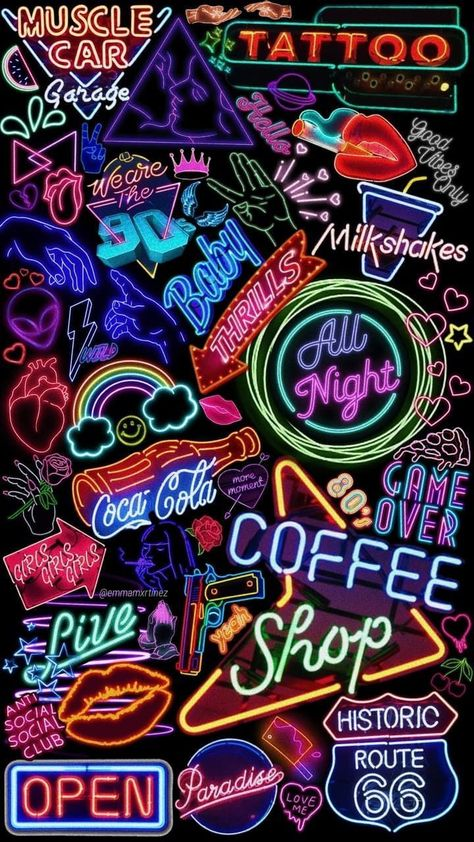 Image shared by emma. Find images and videos about retro, rainbow and neon on We... - Rhonda - #Emma #find #Image #images #neon #Rainbow #retro #Rhonda #shared #Videos