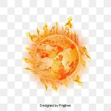 حريق الأرض Hd الأرض حريق الأرض Hd كوكب Png وملف Psd للتحميل مجانا Earth Clipart Fire Icons Blue Background Images
