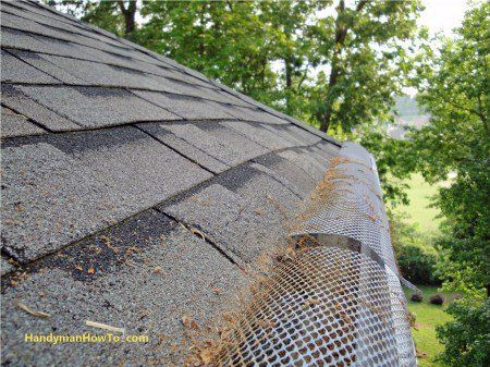 Rotted Fascia Repair Gutter Covers And Roof Fascia Gutters Repair