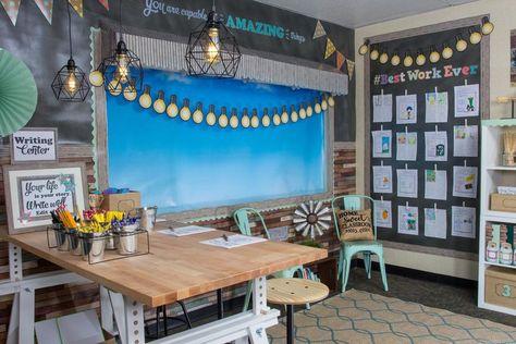 Home Sweet Classroom Environment