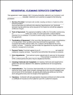 High Quality Cleaning Contract   Cleaning Contract Agreement | Real State | Pinterest |  Cleaning Contracts, Contract Agreement And Cleaning Business