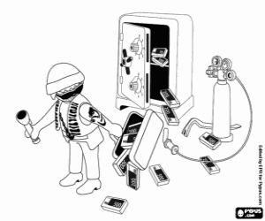 Ausmalbilder Polizei Playmobil 90 Malvorlage Polizei Ausmalbilder