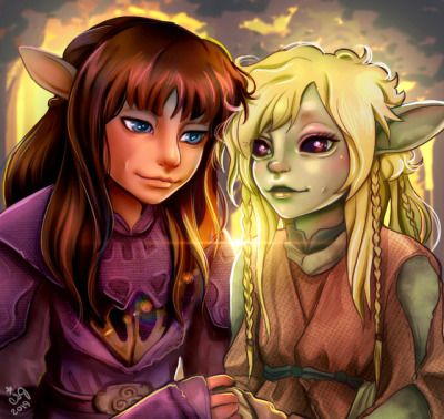 deet dark crystal art