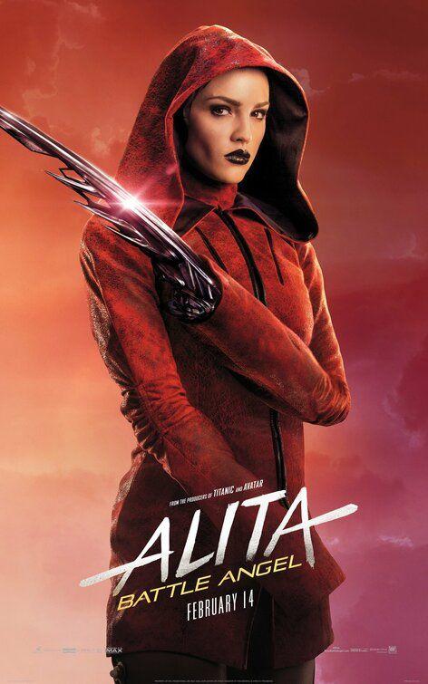 Alita Battle Angel 2019 Starring Christoph Waltz Mahershala Ali Jennifer Connelly Rosa Salazar An Action Battle Angel Alita Angel Movie Angel Posters