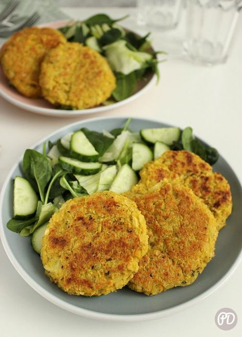 Weganskie Kotlety Z Ciecierzycy Przepis Dietetyka Healthy Foods To Make Workout Food Healthy Recipes