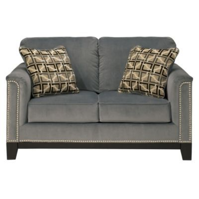 Ashley Furniture. Entice Mist Sofa. $500. Microfiber (yay Dog Friendly!). |  For The Home | Pinterest | Couch, Mists And Sofas