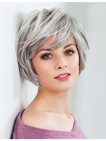 Pin On Grey Wigs