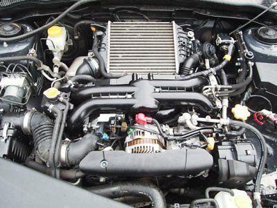 Sponsored Ebay 07 10 For Subaru Wrx Ej20 Gh8 Grb Turbo 4wd Mt 5