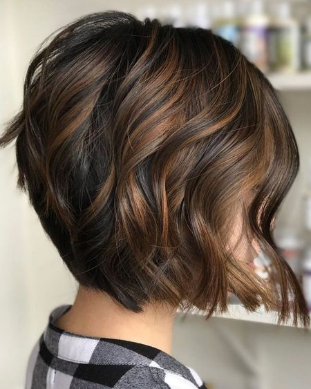 Ultimate Brown Hair Color Ideas For Short Hairstyles 2019 Conveyclub Brown Bob Hair Brown Hair Colors Light Hair Color