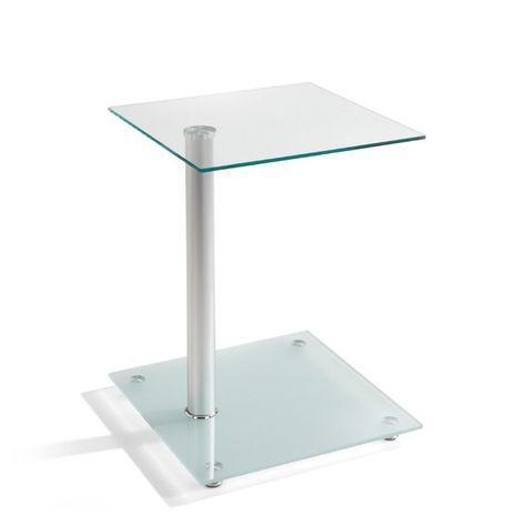 Haku Beistelltisch Quintanar 52 Cm Transparent Glas In 2020 Home Small Tables Table