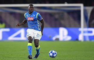 Breaking Man United Take Final Decision On Signing Star Defender Koulibaly Guardiola
