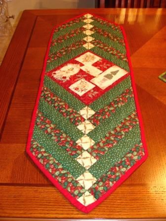 Magnificent Christmas Table Runner Patterns Quilt Best Images About Interior Design Ideas Gentotryabchikinfo