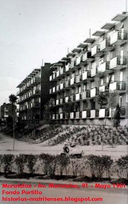 Historias Matritenses Moratalaz De Dehesa A Distrito Fotos