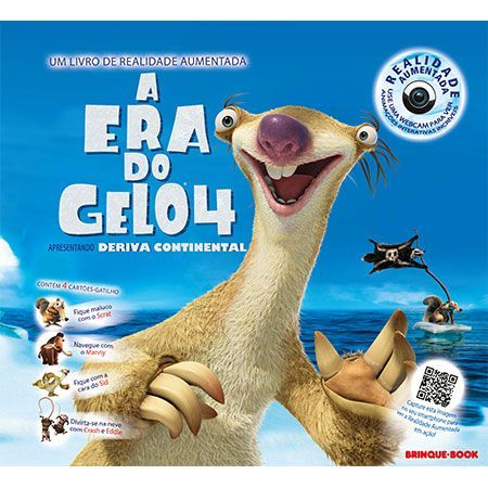 Pin Em Ice Age Era Do Gelo