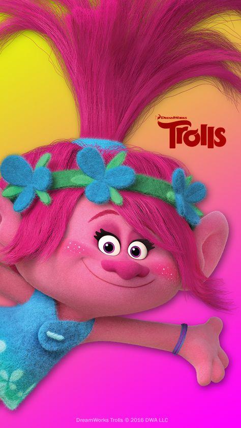 Trolls Poster Poppy 61x91.5cm