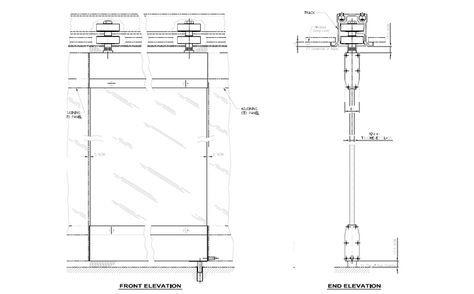 Best Sliding Glass Door Detail Drawing Ideas In 2020 Frameless Glass Doors Best Sliding Glass Doors Movable Walls