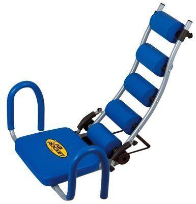 جهاز اب روكيت لتمارين البطن والتخسيس Ab Rocket Twister No Equipment Workout Abs Workout Best Workout Machine