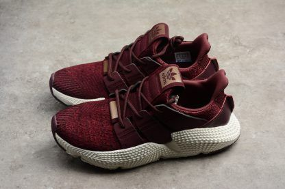 2018 adidas Prophere Red/Maroon-White