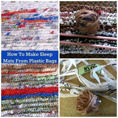 Learn How To Turn Plastic Bags Into Sleep Mats For Homeless Recycle Plastic Bags And Make Into Pl In 2020 Recycled Plastic Bags Plastic Bag Crochet Reuse Plastic Bags