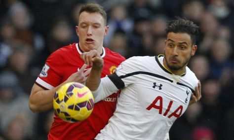West Brom have signed Nacer Chadli from Tottenham, the Premier League club have announced. The 27-year-old winger, capped 32 times by Belgium, has signed a four-year deal with the Baggies and arrives at the Hawthorns for an undisclosed fee, which is reported to be a club record of £13million. via talkSPORT #tottenham #westbrom #premierleague