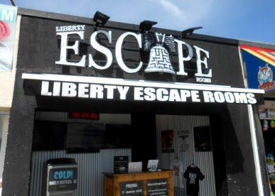 8 Fun Things To Do On The Boardwalk In Ocean City Ocean City Escape Room Pennsylvania Travel