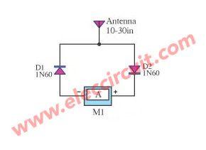 5 Radio Frequency Circuit Diagrams Circuit Design Radio