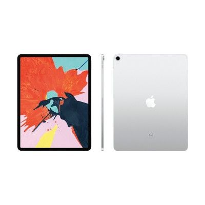 Apple Ipad Pro 12 9 512gb Wi Fi Only 2018 Model 2nd Generation Mtfq2ll A Silver Ipad Pro 12 Apple Ipad Pro Apple Ipad