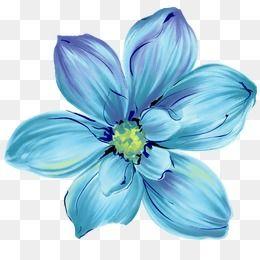 Blue Flowers Flower Watercolor Flower Blue Flowers Watercolor Blue Vector Flowers Vector Blue Clipart Blue Flower Painting Metal Art Prints Watercolor Flowers