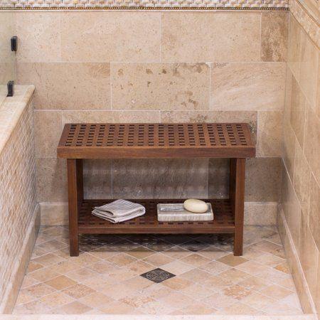 Health Teak Shower Bench Teak Shower Shower Bench