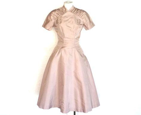 party ESTEVEZ 50s Party Dress...