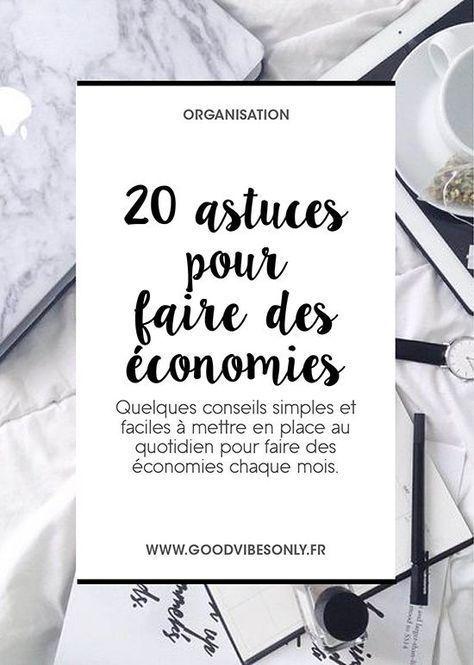 Economies Avec Images Astuces Pour Faire Des Economies