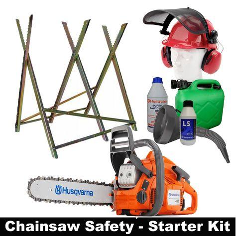 Husqvarna 435 Chainsaw 40.9cc 15 bar /& Chain