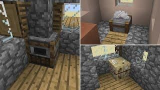 New Crafting Blocks In New Villages Minecraft 1 14 Snapshot 18w48a Minecraft Minecraft 1 Minecraft Medieval