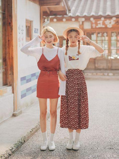 27 Best Korean Fashion Trends 2019 - Dresses for Women
