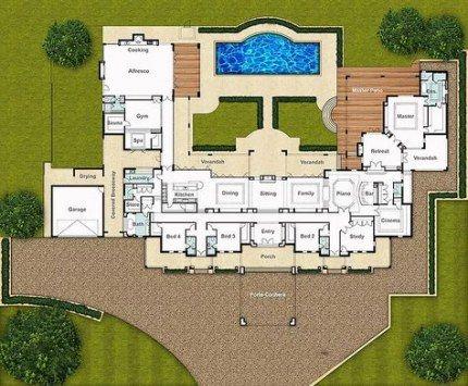 31 Trendy house plans split level floors