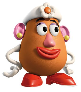 is there a mrs potato head in toy story