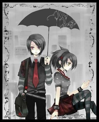 31 Emo Girl Anime Wallpaper Emo Love Cartoons Emo Girls Photos Pictures Of Hot Emo Download Emo Anime Wallp Gothic Anime Emo Love Cartoon Cute Emo Couples