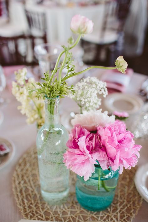 easy wedding centerpieces
