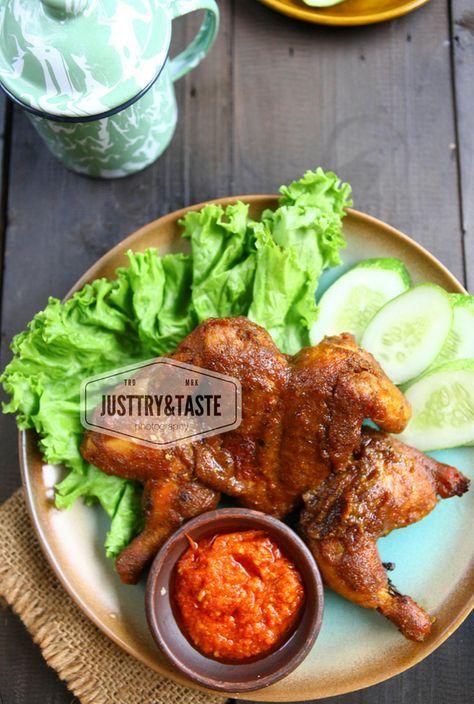 Resep Ayam Panggang Klaten Progress Diet Dengan Gambar Resep Ayam Panggang Ayam Panggang Resep Masakan Asia
