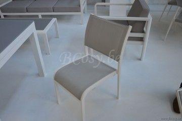 Gescova Nice Stacking Side Chair Alu Warmgrijs Aluminium Stapelbaar Tuinstoel Zonder Armleuningen Lichtgr Tuinstoelen Meubel Ideeen Ideeen Voor Thuisdecoratie