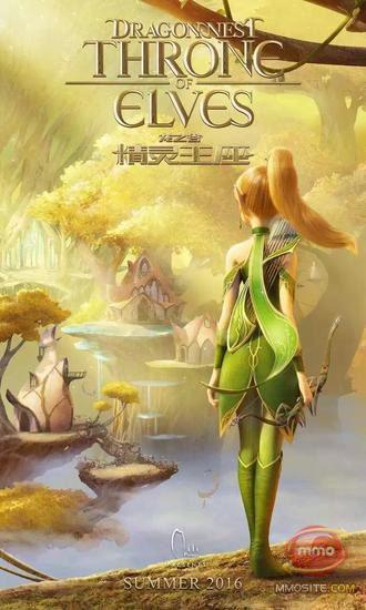 Dragon Nest 2 Throne Of Elves Dragon Nest Dragon Nest Warrior