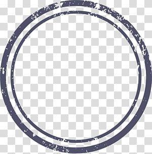 Digital Purple Circle Frame Logo Graphic Design Background Templates Page Borders Design